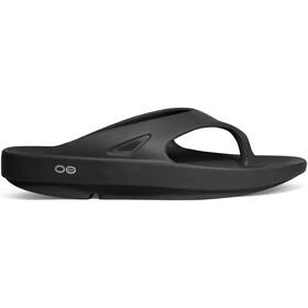 OOFOS Ooriginal Sandalen, black